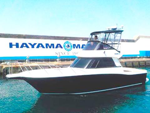 貸し切りボート | Falcon ファルコン | 葉山マリーナ