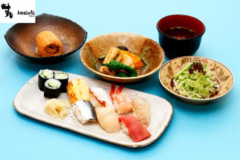 寿司処 いまいち | クルージング&ランチプラン(予約制) | 葉山マリーナ